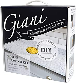 Best Giani White Diamond Countertop Paint Kit Reviews