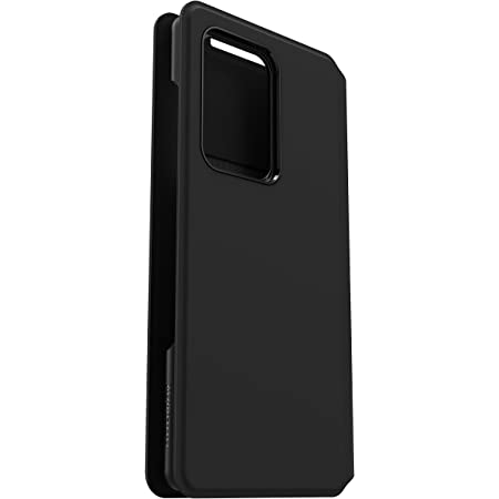 Otterbox Strada Via Sturzsicheres Praktische Folio Schutzhülle Für Samsung S20 Ultra Schwarz Elektronik