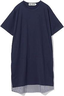 (レイビームス)Ray BEAMS/ワンピース ALOYE × Ray BEAMS/別注 ショートスリーブ Tシャツ ワンピース レディース