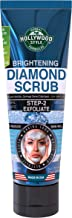 product image for Hollywood Style Brightening Diamond Scrub Brighter, Clearer, and Spotless Skin Helps Reduce Acne Marks, 3.2 fl. Oz.