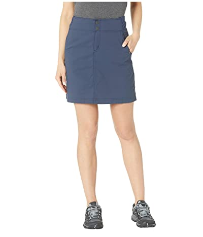 Royal Robbins Jammer Skirt (Navy 2) Women