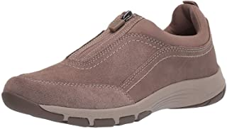 حذاء رياضي CAVE للنساء من Easy Spirit ، رمادي داكن، 9 W US