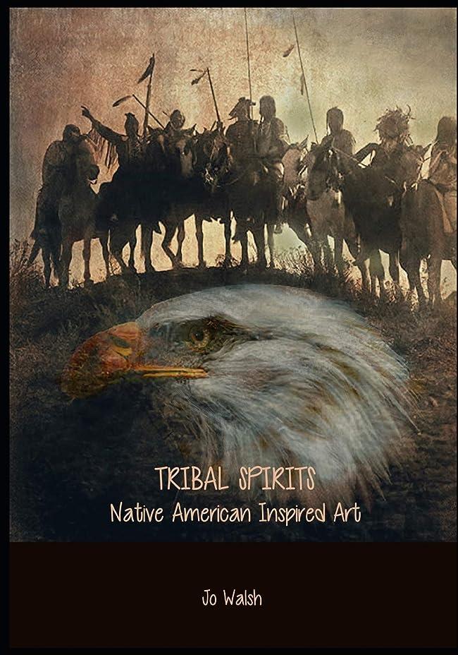 天使明日差し引くTRIBAL SPIRITS: A COLLECTION OF NATIVE AMERICAN INSPIRED ART