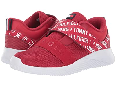 Tommy Hilfiger Kids Cadet Strap (Little Kid/Big Kid) (Red/White) Kid