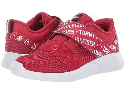 Tommy Hilfiger Kids Cadet Strap (Little Kid/Big Kid) (Red/White) Kid