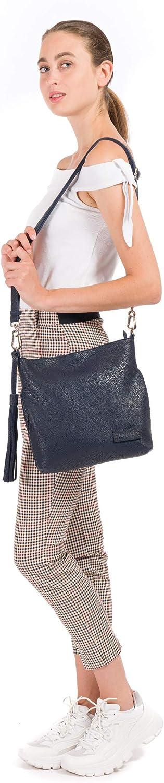 Suri Frey Umhängetasche Penny 12230 femmes sacs à main uni Blue