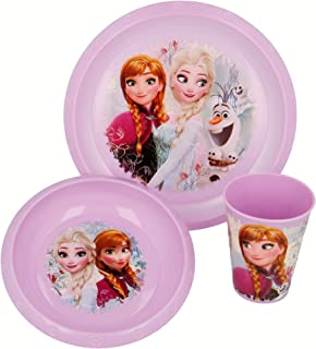 Frozen-Set Cup, Plate And Bowl Stor 22810)