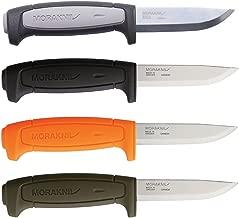 Bundle - 4 Items: Mora Craft Robust, 511 Black, 511 Orange, and 511 MG Carbon Steel 4 Knife Bundle