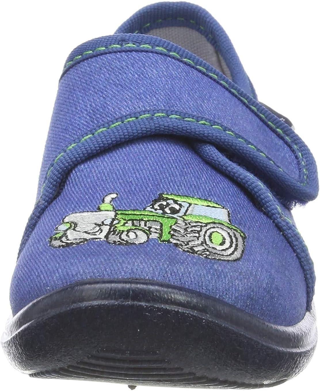 Boys Low Top Slippers Beck Traktor