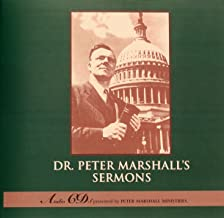 Dr. Peter Marshall Sermons on CD