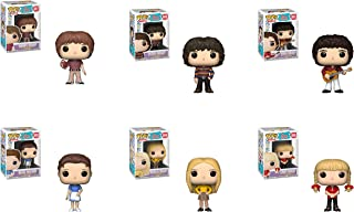 Funko Pop! Bundle of 6: The Brady Bunch - Alice, Marcia, Cindy, Greg, Peter and Bobby