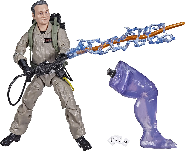 Ghostbusters- GHB Plasma Series Figuras Virgo (Hasbro F1329)