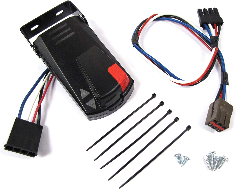 Electric Trailer Brake 2021 Controller Kit for LR3 Rover LR4 Soldering Land a