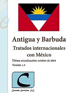 Antigua y Barbuda - Tratados Internacionales con México