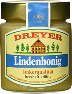 Dreyer Lindenhonig, 5er Pack 5 x 500 g