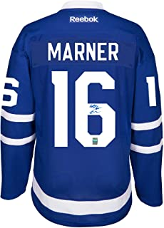 Mitch Marner Signed Toronto Maple Leafs Arenas Jersey