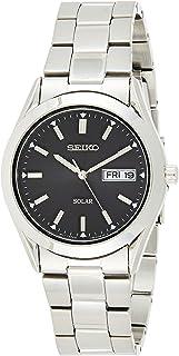 Seiko Men's Solar Quarts Watch