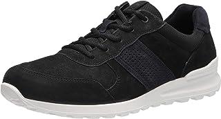 حذاء رياضي كاجوال CS20 للرجال من ايكو ، أسود / كحلي