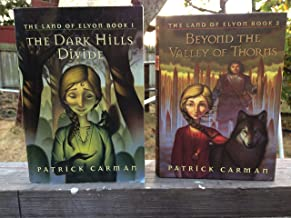 The Land of Elyon: #1 The Dark Hills Divide (paperback) & #2 Beyond the Valley of Thorns (hard cover) (The Land of Elyon, ...