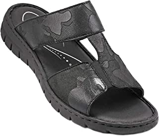 071-1988 Josef Seibel Ladies Sandals Bufon Black 40