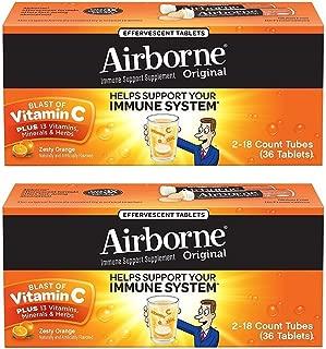 Best airborne supplement ingredients Reviews