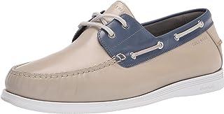 حذاء رجالي بدون كعب من Cole Haan CORNELL 2 Eye Boat Loafer