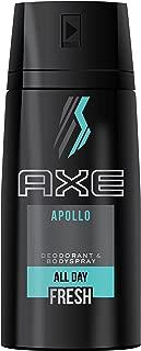 AXE Body Spray Deodorant Apollo 150 Ml/5.07 Oz