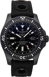 Breitling Superocean Mechanical (Automatic) Black Dial Mens Watch M1739313/BE92 (Certified Pre-Owned)