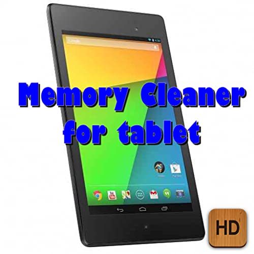 memory cleaner for tablet