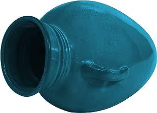OASE 45450 Ceramic Turquoise Pouring Vase Spitter-45450, Black