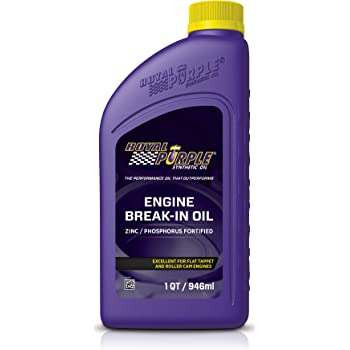 Royal Purple ROY11487 Engine Break-In Oil SAE 10W30, 1 Quart