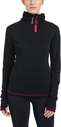 Bench Positivebonus T-Shirt à Manches Longues pour Femme