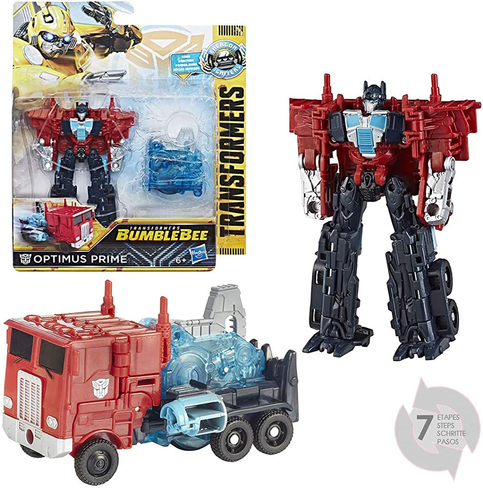 Hasbro transformers- optimus prime E2093
