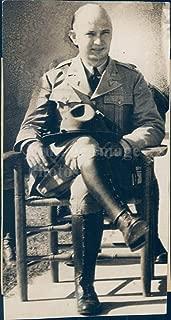 Vintage Photos 1934 Photo Captain Ray Hamilton Skaggs US Army Medical Officer Killed Airplane