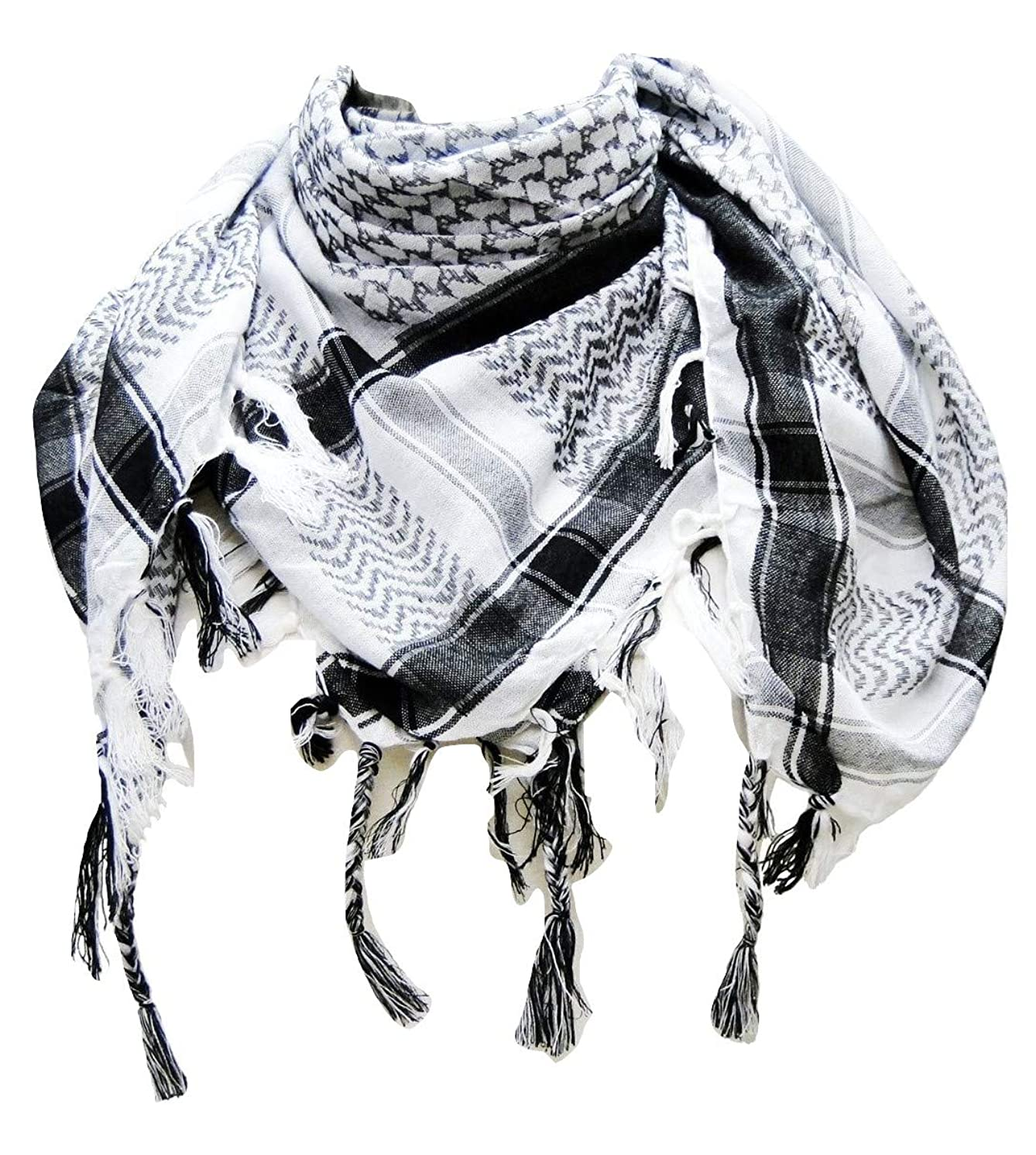 Tapp Collections? Premium Shemagh Head Neck Scarf