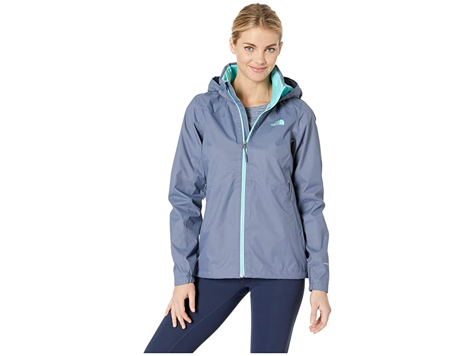The North Face PR Resolve Plus Jacket (Grisaille Grey/Grisaille Grey) Women