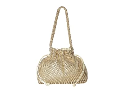 Jessica McClintock Darcey (Light Gold) Handbags