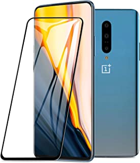 ELTD for OnePlus 7 Pro Screen Protector, [9H Hardness] [Full Coverage] Protective Film HD Clear Tempered Glass Screen Prot...