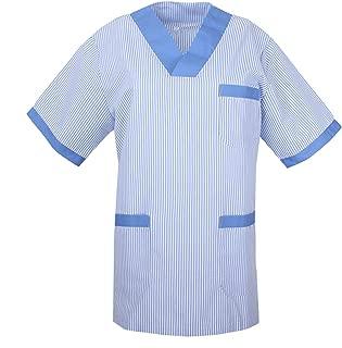 Camisa Camisetas Unisex Uniformes LABORARES ESTÉTICA Dentista - Ref:T817