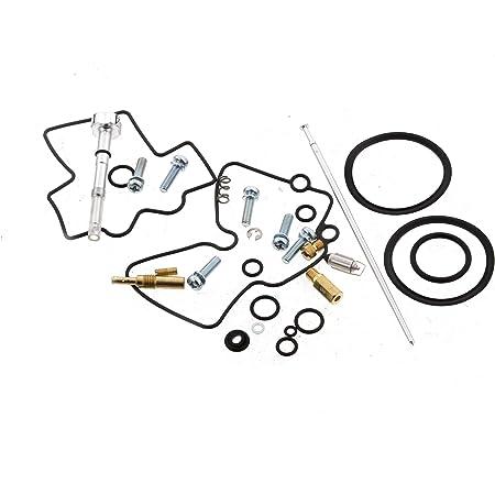 New 2008-2009 Honda TRX450R Complete Carburetor Carb Repair Rebuild Kit