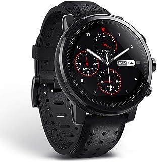 comprar comparacion Amazfit Stratos 2s Reloj Inteligente Premium Multideporte con GPS Impermeable Fitness Actividad Tracker, Hearth Rate Podóm...