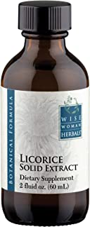 Wise Woman Herbals - Licorice Solid Extract - 2 oz - for Immune Support - Promotes Normal Healthy Liver and Adrenal Gland Function – Supports Digestive Health, Upset Stomach and Indigestion