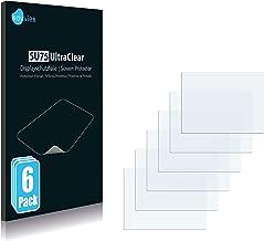 savvies Protector Pantalla Compatible con FujiFilm FinePix S4800 (6 Unidades) Pelicula Ultra Transparente