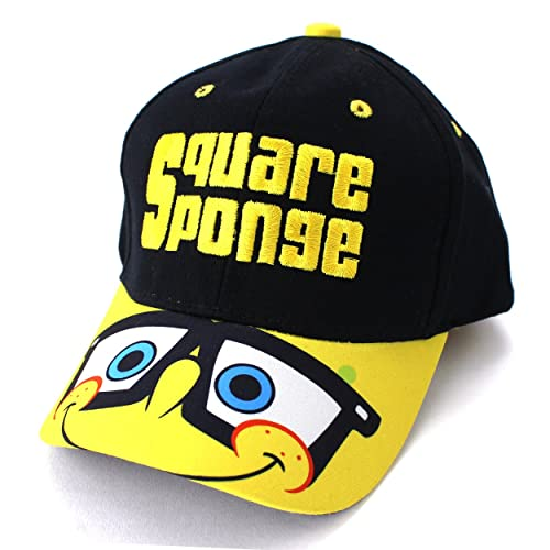 26d082018dc3f Spongebob Boys Baseball Cap Hat