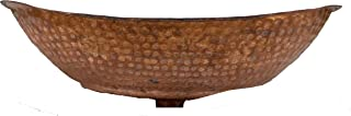 Mini Bathtub Rustic Vessel Copper Bathroom Sink