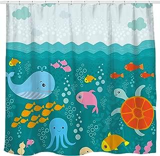 Best kids fish curtains Reviews