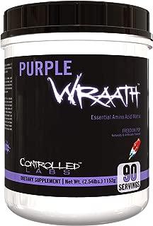 Controlled Labs Purple Wraath Freedom Pop 90 servings - コントロールドラブズ パープルラース フリーダムポップ 90回分