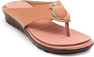 Divain Womens Wedge Fashion Sandal (Gl -704)