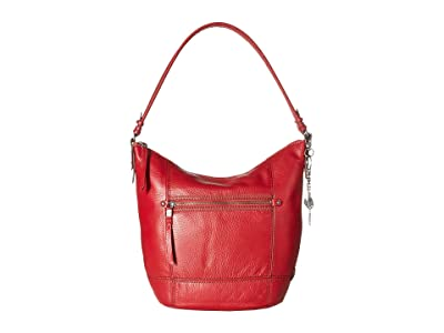 The Sak Sequoia Hobo (Scarlet) Hobo Handbags