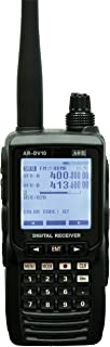 AOR AR-DV10 - Receptor Scanner portátil 100 KHZ-3 GHz Anal.Digital 800084